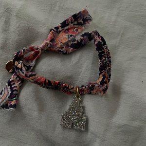Stoney Clover Lane Disney Castle Bracelet